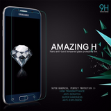 9H Tempered Glass For Samsung Galaxy - MoonPitch