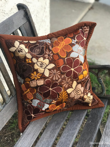 Light Brown Cushion