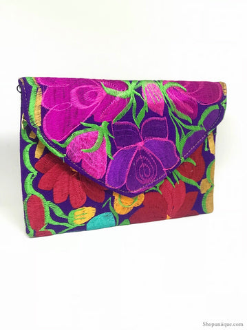 Violet Cross Body