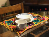 Yellow Floral Placemats
