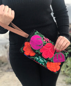 Small Black Clutch