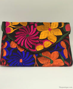 Medium Brown Clutch