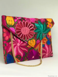 Spring Pink Cross Body
