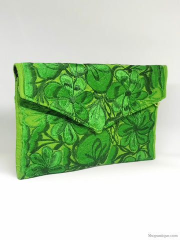 Green Cross Body