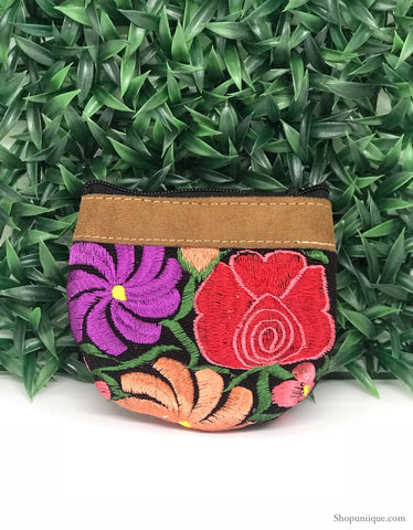 Dark Brown Coin Purse