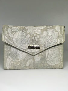 White Cross Body