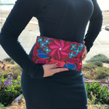 Small Red Clutch
