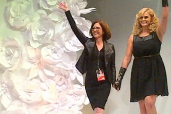 Curvy Couture Racked and Lane Bryant CEO Linda Heasley Fashion Week