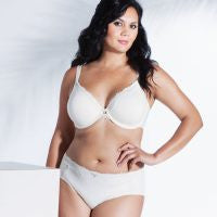 Curvy Couture Cotton Luxe T-Shirt Bra The Lingerie Journal