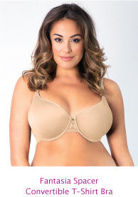 Fantasia Spacer Convertible T-Shirt Bra