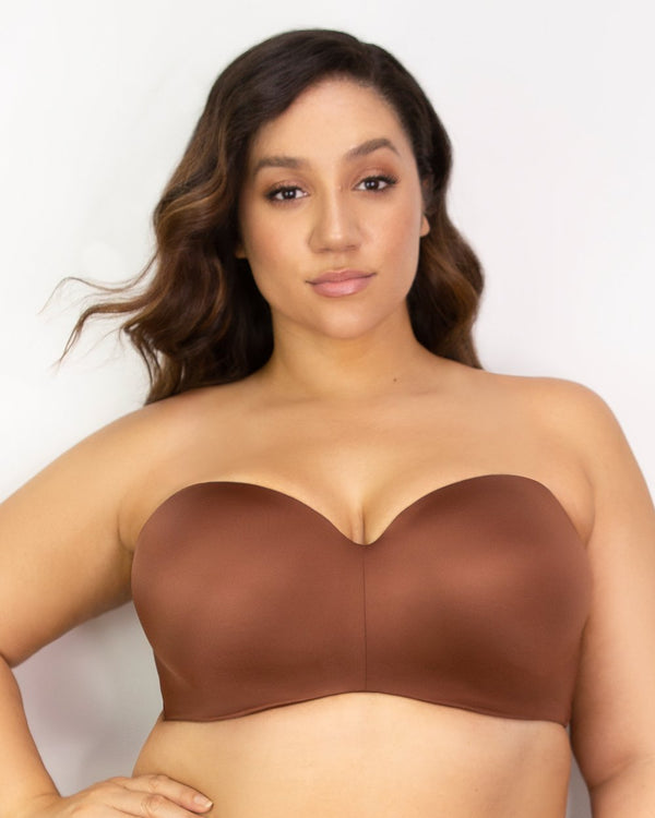 Smooth Strapless Multi-Way - Chocolat Nude