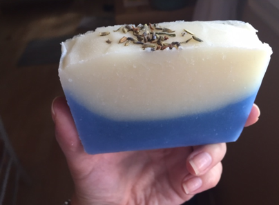 How I Started Making All Natural Handmade Soap