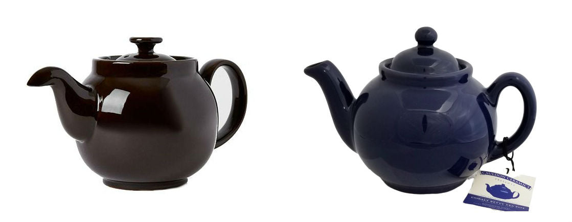 Ian McIntyre 4 cup Brown Betty Teapot with Infuser