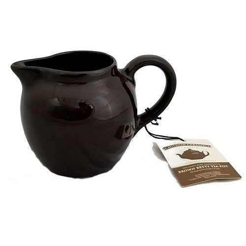 Brown Betty Creamer Jug in Rockingham Brown by Cauldon Ceramics