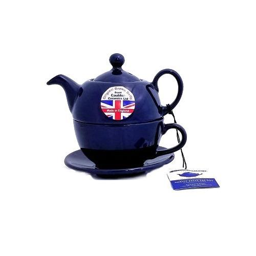 Original Brown Betty Tea for One in Cobalt Blue