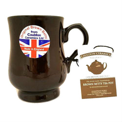 Brown Betty Teapot King Mug