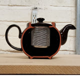 Limited Edition Ian McIntyre Brown Betty 4 Cup Teapot with Infuser