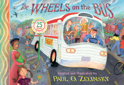 The Wheels on the Bus-with movable parts