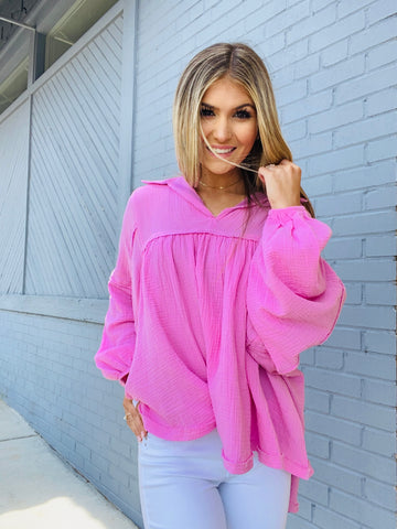 Bubblegum Top