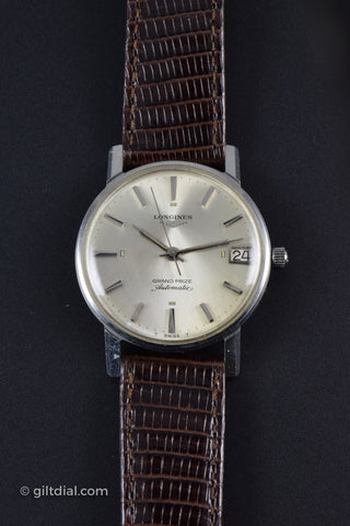 Longines Grand Prize Automatic