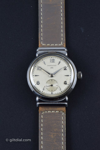 Hamilton CLD Vardon Wrist Watch