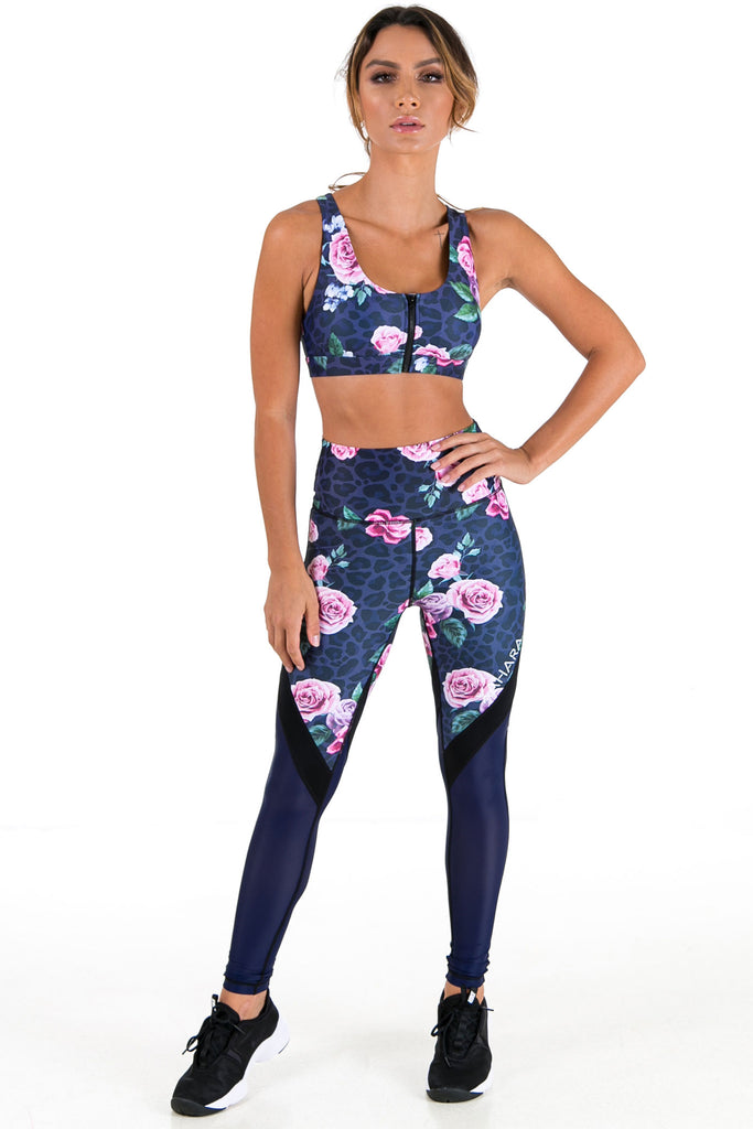 Bootylicious Leggings - Desert Rose ( XS & XL Left) - Xahara Activewear