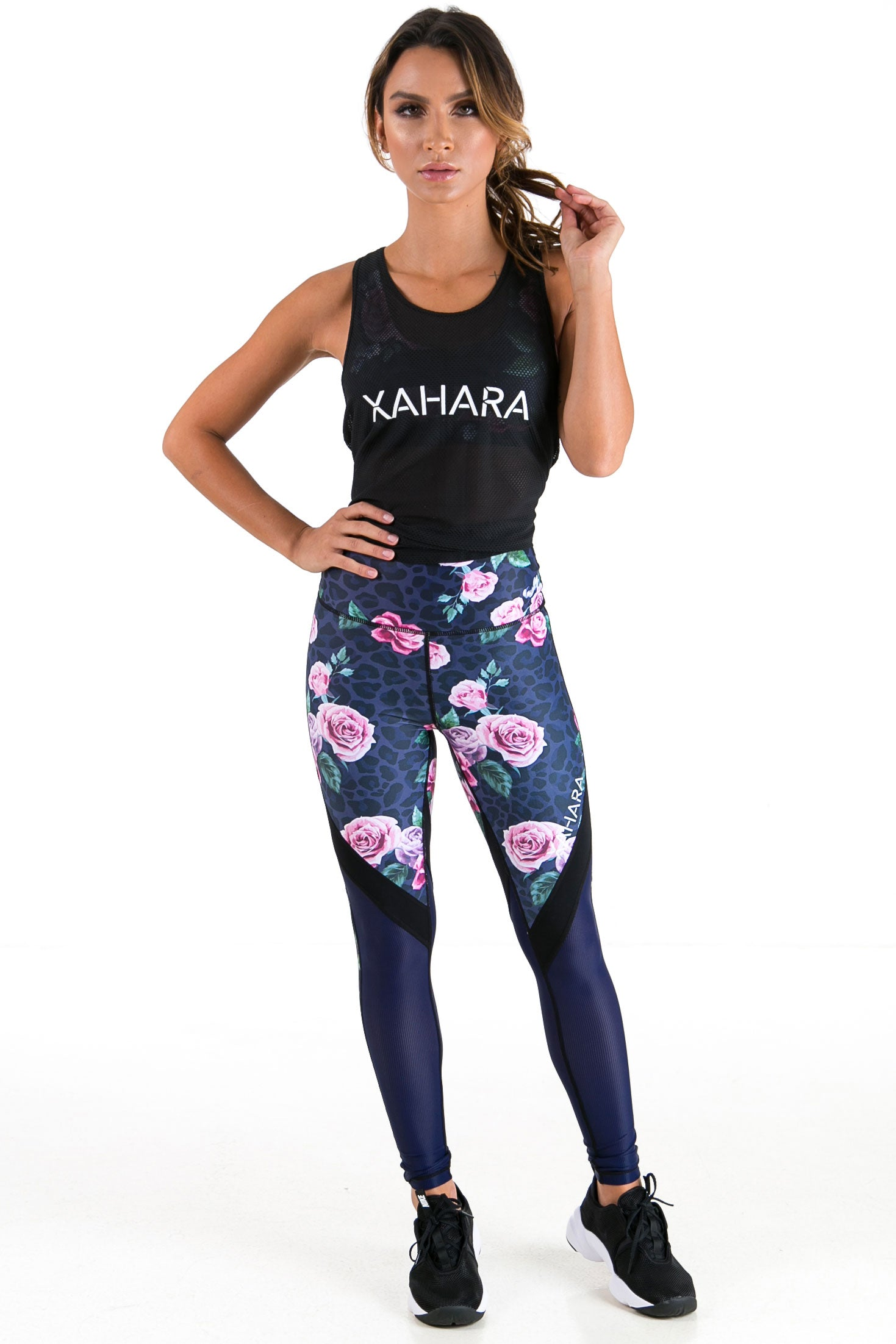 Bootylicious Leggings - Desert Rose ( XS & L Left) - Xahara Activewear