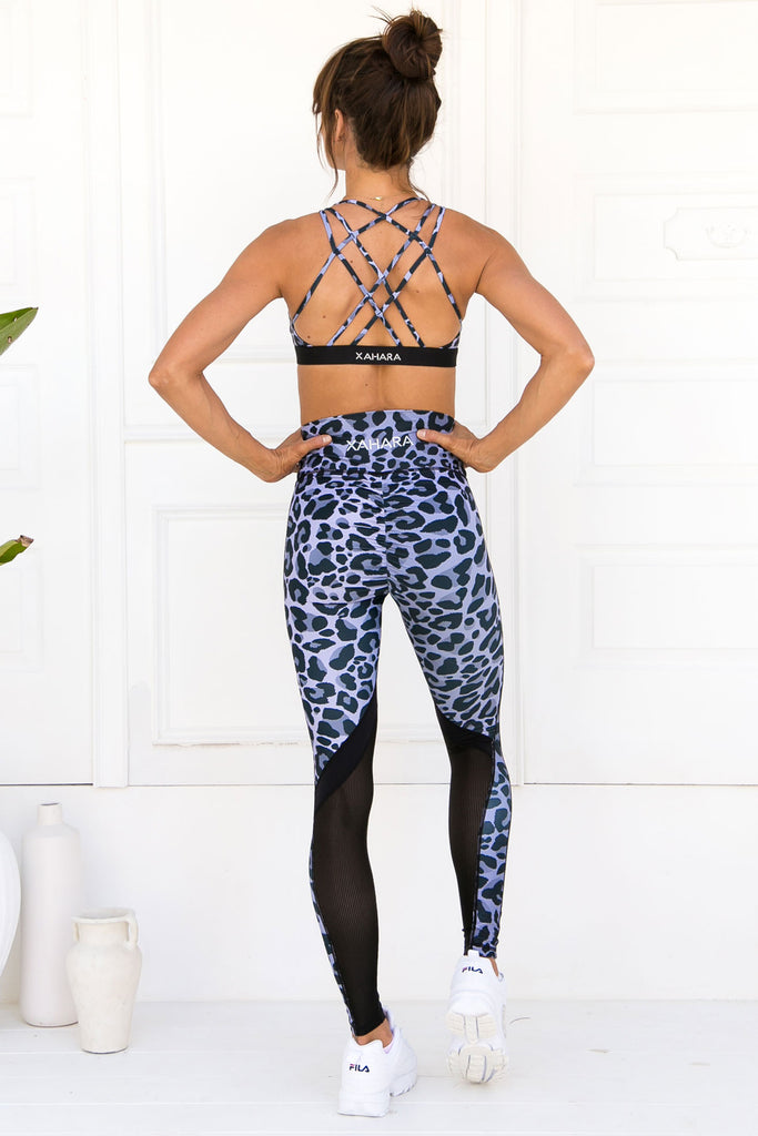 Bootylicious Legging - Wild Thoughts ( Only XL Left ) - Xahara Activewear