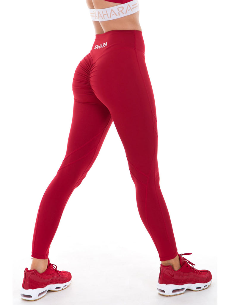Bootylicious Legging - Rouge (XS, L, XL Only) - Xahara Activewear