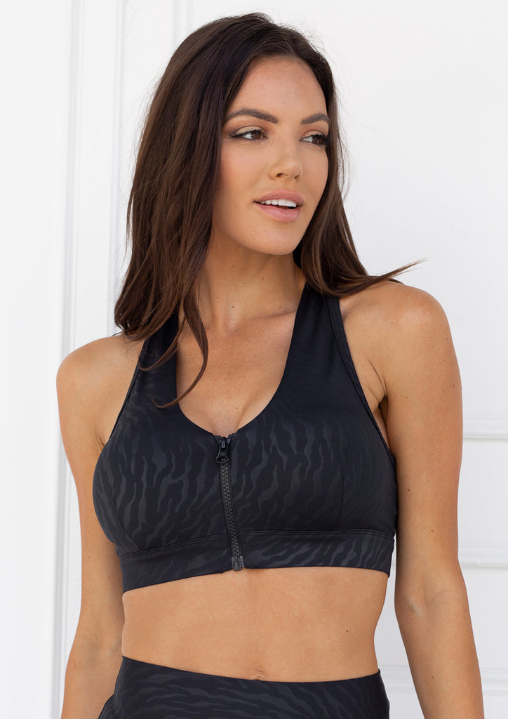 Knockout Tigress Sports Bra - Xahara Activewear