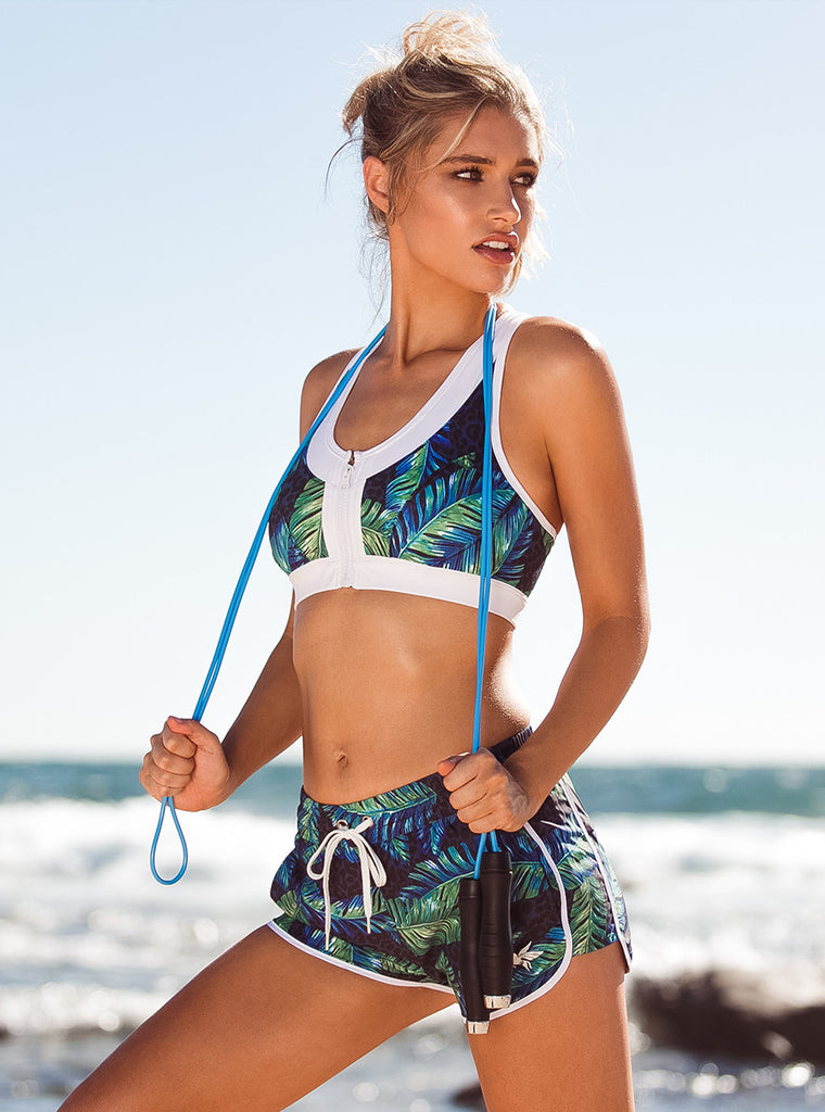 Triumph Mystic Jungle Short - Xahara Activewear