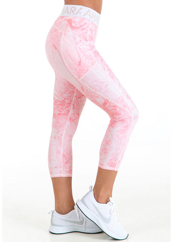 Bootylicious Leggings - Desert Rose ( XS & L Left)