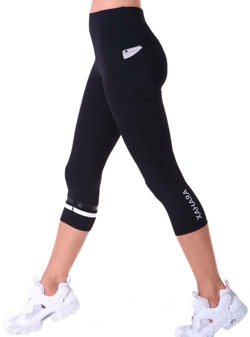 3/4 Leggings for gym, work outs, pilates, yoga, barre