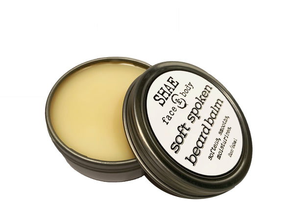 Soft Spoken Beard Balm