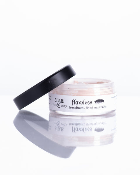 FLAWLESS TRANSLUCENT FINISHING POWDER