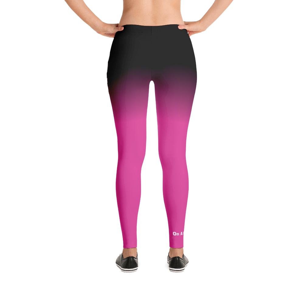 Bebo Fitness Leggings (Pink)
