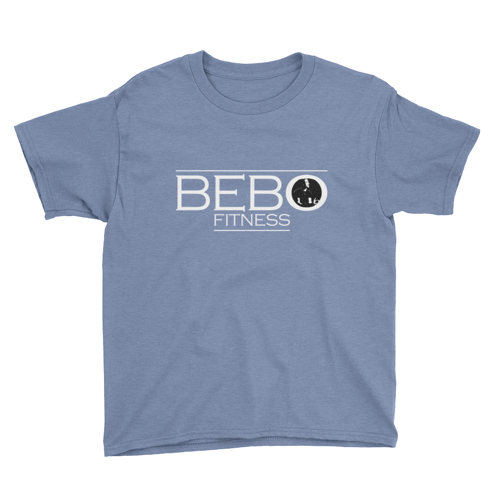 Bebo Fitness Youth Short Sleeve T-Shirt