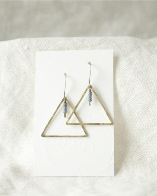 e1021 Lapis and Brass Triangles