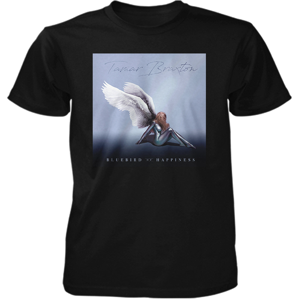 Bluebird of Happiness Album Art Tee
