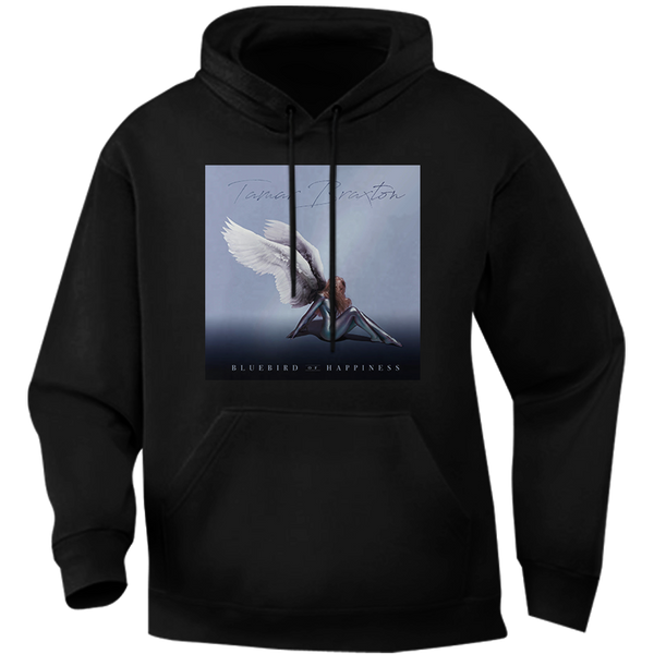 Bluebird of Happiness Album Art Hoodie