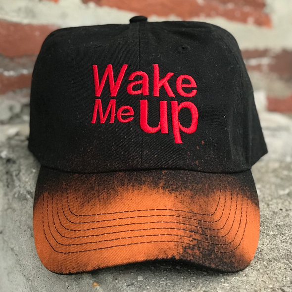 Wake Me Up Dad Hat
