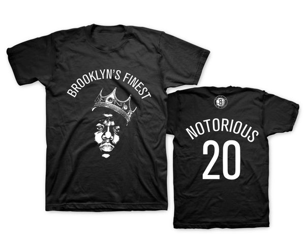 20th Anniversary Biggie Tee / Jersey #BIGforever