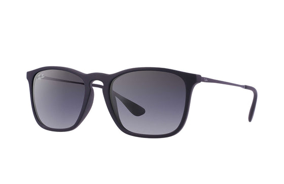 RayBan CHRIS Black Grey Gradient RB4187 6223/11