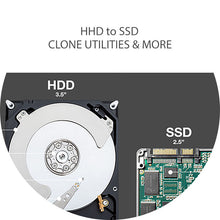 HHD to SSD Cloning Kit, Data Backup, Restore, and more