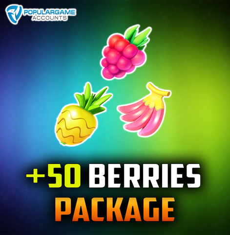 Berries Package - Pokemon Go Service