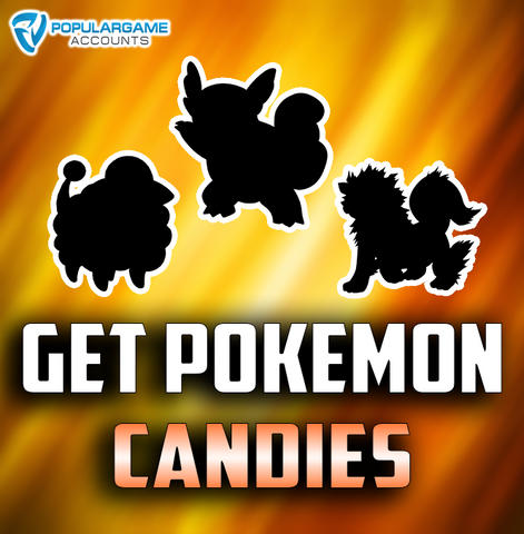 Get Pokemon Candies - Pokemon Go Service