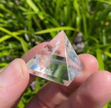 Quartz Pyramids (Intuitively Selected) - Earthly Secrets