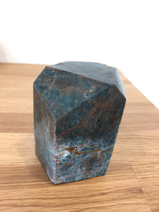 Blue Apatite- BA1 - Earthly Secrets