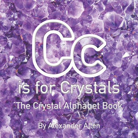 Cc is for Crystals - Board Book - Earthly Secrets