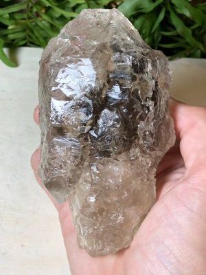 Elestial Quartz Cluster - EQ11 - Earthly Secrets